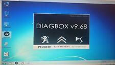 ULTIMA VERSIONE LEXIA DIAGBOX 9.68  SOFTWAREPEUGEOT CITROEN FULL UPDATE