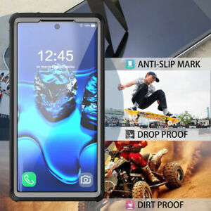 For Samsung S21/S20 Note 20 Ultra Shockproof Dustproof 360° Full Protection Case