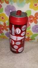 Cool Gear Coca Cola Red White Double Wall Can Lid Thermos Drink