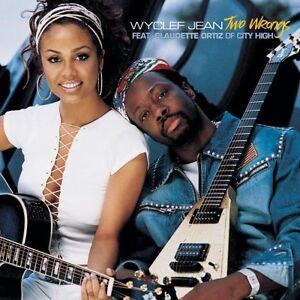 Two Wrongs - Wyclef Jean ft. Claudette Ortiz - CD Single