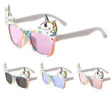 12 Pair Unicorn Party Favors Costume Glasses Sunglasses Assorted Color Lens