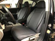 Sitzbezüge Schonbezüge für Daewoo Leganza grau V1422798 Vordersitze