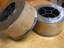"""4 LBS  of Mild Steel MIG Wire 2Ib rolls ER 70S-6- .023""""  2 ROLLS"""