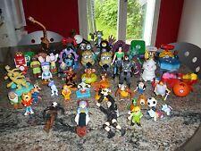 Lot de 60 figurines HAPPY MEAL Mc Donald's Pixar Disney Batman Mignons Tom jerry