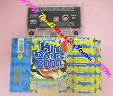 MC HITS DANCE 2000 ESTATE compilation MIRANDA EIFFEL 65 DANIEL no cd lp vhs dvd