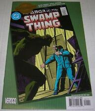 DC MILLENNIUM EDITION SAGA OF THE SWAMP THING #21 (2000) Alan Moore (VF-)