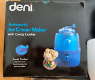 BRAND NEW DENI AUTOMATIC ICE CREAM MAKER WITH CANDY CRUSHER