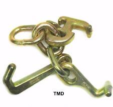 (2) Auto Body Frame Machine Tie Down G-70 Grab, Mini J, R, T Hook Clusters