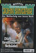 JOHN SINCLAIR CLASSICS Nr. 12 - Die teuflischen Schädel - Jason Dark
