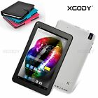 9'' Android 4.4 Touchscreen Tablet PC Quad Core A7 8GB 16GB WiFi Bluetooth XGODY