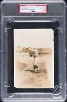 1921 Babe Ruth Original George Grantham Bain Photograph - PSA/DNA Type I