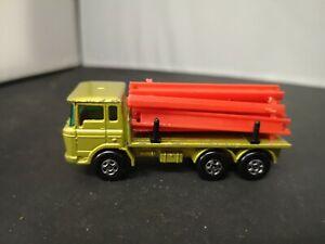 T150-MATCHBOX SUPERFAST No58A DAF GIRDER TRUCK