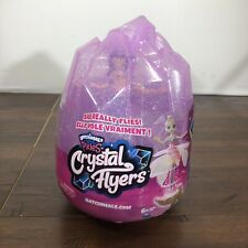 Hatchimals Pixies Crystal Flyers Purple Magical Flying Pixie Toy / New