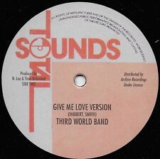 TIME UNLIMITED - GIVE ME LOVE - AVAILABLE NOW!!  (ARCHIVE/TOTAL SOUNDS 12 INCH)