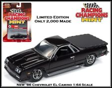 Racing Champions '86 Chevy El Camino 1:64th Scale Car By Auto World Only 2000