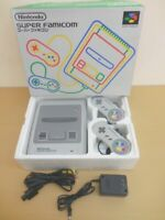 Nintendo Super Famicom Console 3 variation SFC SNES Tested Tracking Japanese ver