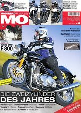 Mo1204 + test Norton Commando 961 SPORT + Tuning BMW F 800 + mo 4/2012