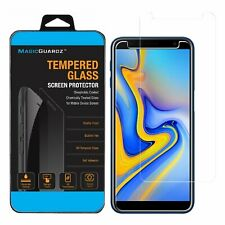 Premium Tempered Glass Screen Protector For Samsung Galaxy J6 / J6 Plus 2018