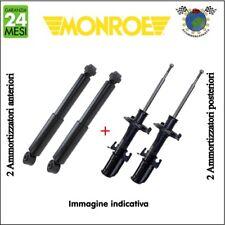 Kit ammortizzatori ant+post Monroe CHRYSLER CONCORDE 300 M #f8