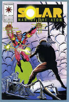 Solar Man of the Atom #28 1993 Kevin Vanhook Peter Grau Valiant Comics
