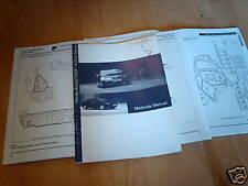 Body Repair Manual Honda Accord 4 door 2003