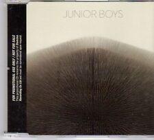 (DX320) Junior Boys, It's All True - 2011 DJ CD