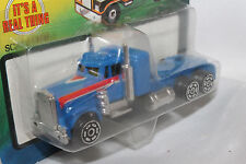1970's Champ of the Road, Kenworth W925, Card Variation, Blue