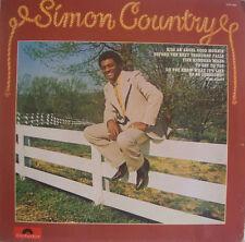 JOE SIMON-Simon PAYS ~ VINYL LP GERMAN PRESS