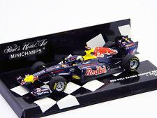 S. Vettel Red Bull Renault RB7 Formel 1 Weltmeister 2011 1:43 Minichamps