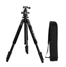 New Professional DSLR Digital Camera Ball Head Tripod, Travel Camcorder Video