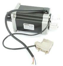 Advanced Micro Controls Sm34 1100de Stepper Motor With Enc34 1000 Encoder