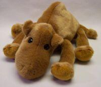 "TY Beanie Buddy SOFT HUMPHREY THE CAMEL 11"" Plush STUFFED ANIMAL Toy 1998"