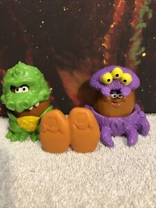 Vintage 90's McDonalds Chicken McNugget Happy Meal Toys Lot