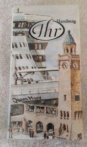 Papier-Taschentücher mit Motiv - Hamburg - Gastgeschenk - Mitgebsel
