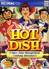 HOT DISH Cooking Adventure  (PC Game) Restaurant Chef FREE US Shipping