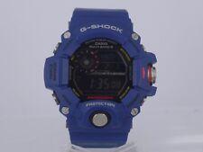 Discontinued Casio G-shock Rangeman Navy Blue multiband watch GW-9400NVJ-2JF