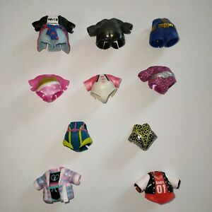 LOL Doll Accessories Big Sister Spare Clothes Bundle X10 Outfits