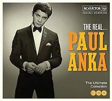 Paul Anka - The Real... Paul Anka (NEW CD)