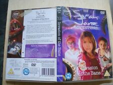THE SARAH JANE ADVENTURES - INVASION OF THE BANE - DVD