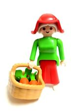 Playmobil FIGURA ROMANA CON CESTO   Belen - Nacimiento - Roma   5588    #1816
