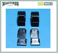Tekno503-003 Drive and Tag Mudgards Volvo or DAF Classic Style Scania