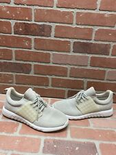 ALDO Gray Fabric Low Top Lace Up Casual Fashion Sneakers Men's Size 11