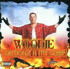 WOODIE - DEMONZ IN MY SLEEP   CD NEUF