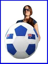 AUSSIE Flag SUPER JUMBO 50cm BEACH BALL Australia Day Inflatable Pool Toys NEW