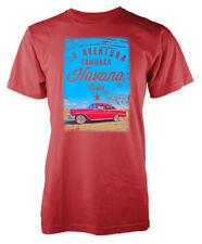 Havana Club Classic Car La Aventura Adult T-Shirt
