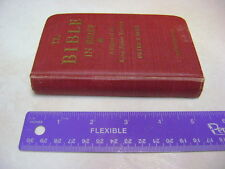 Bible in Brief 1942 KJV  By Ross 1st ed