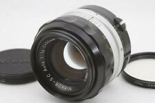 **Excellent+++++** Nikon Nikkor-S.C Auto 50mm f/1.4 non-Ai MF Lens from Japan
