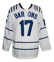 Any Name Number Size Cleveland Barons Custom Ahl Hockey Jersey 1950