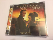 THE BARBARIAN AND THE GEISHA (Friedhofer) OOP Ltd Score Soundtrack OST CD NM