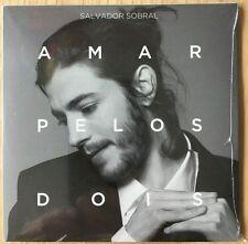 """PORTUGAL EUROVISION 2017 ENTRY SALVADOR SOBRAL """" AMAR PELOS DOIS"""" PROMO CD"""